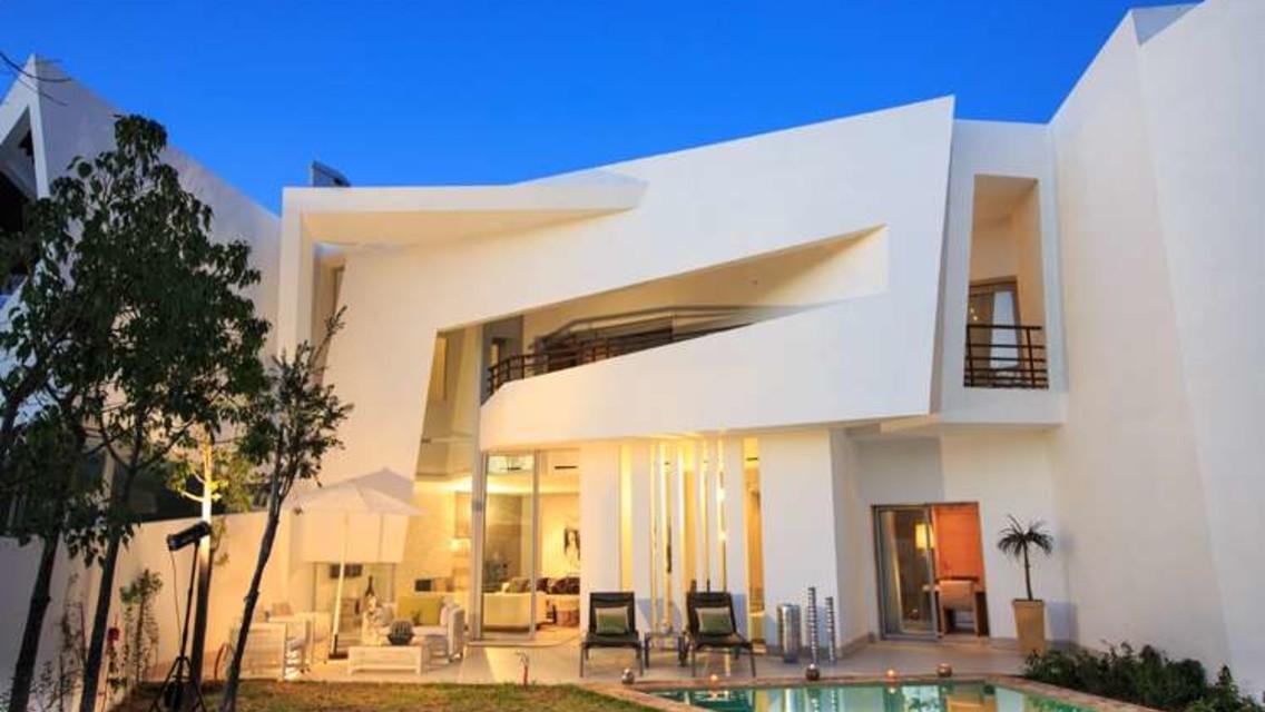 très belle villa à bouskoura golf city