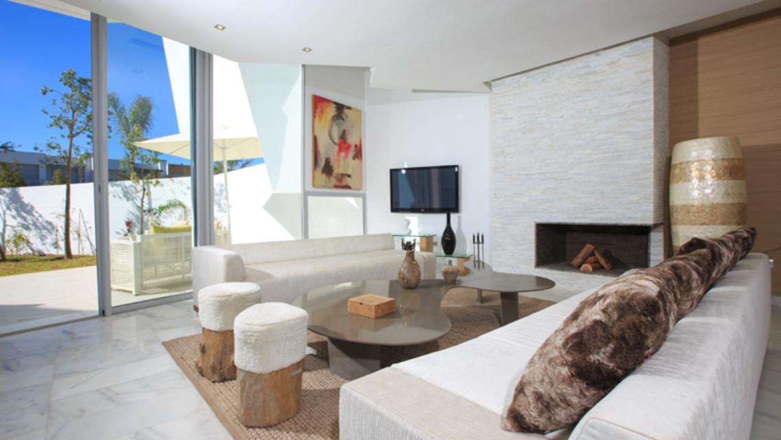 magnifique villa à bouskoura de 341 m²