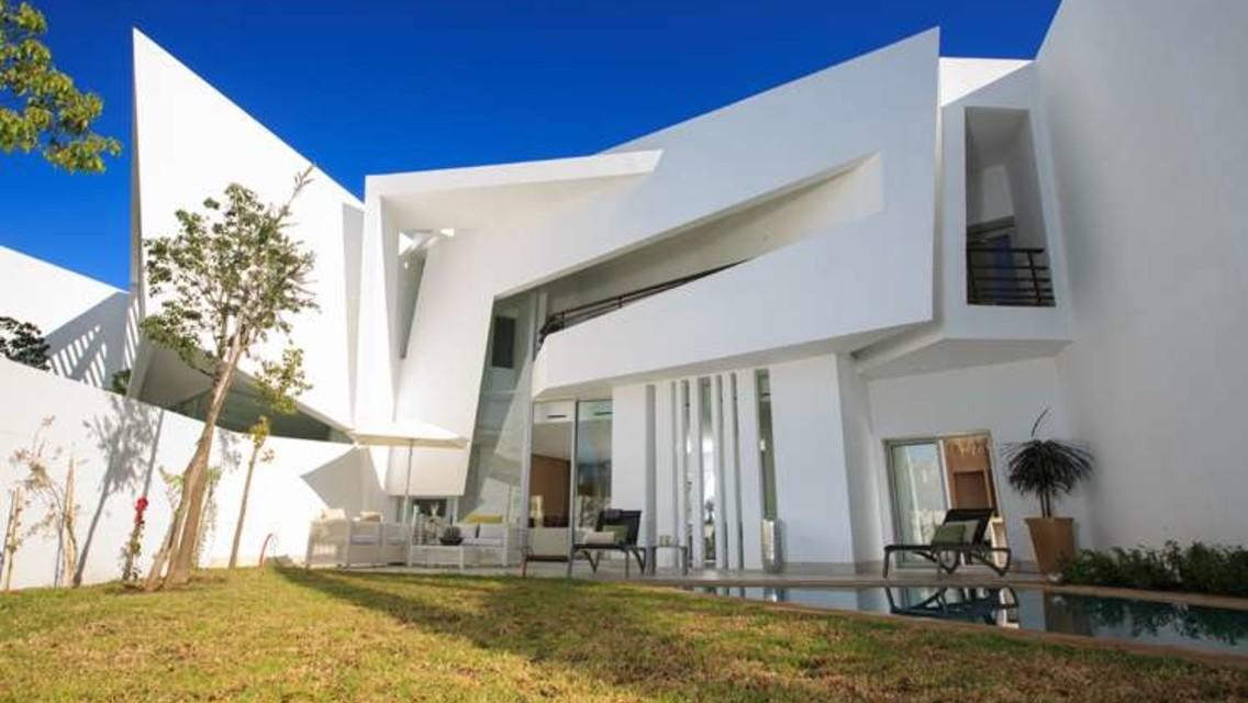 belle villa À bouskoura golf city