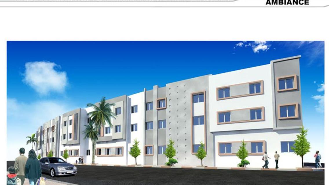 joli appartement de 60 m²