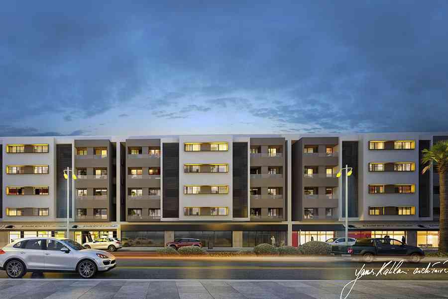 sublime appartement de 120 m²
