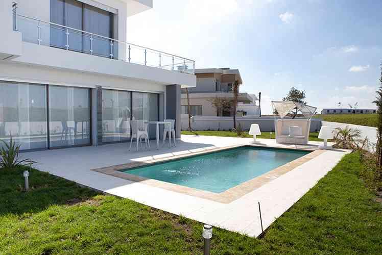 magnifique villa sur bouskoura