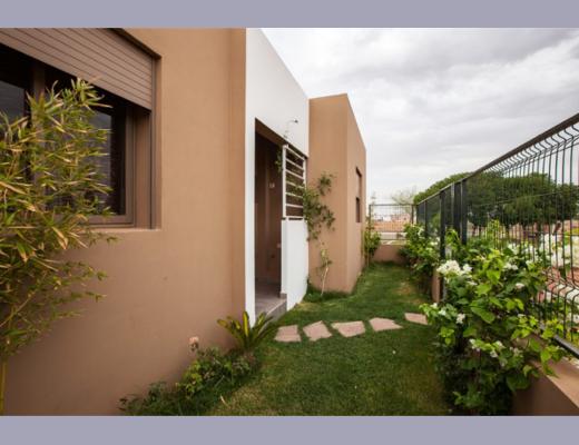 appartement avec jardin privatif à marrakech