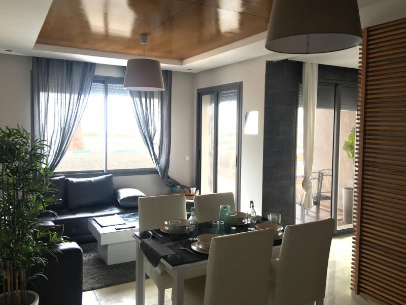 magnifique appartement de 62 m² meublé et équip
